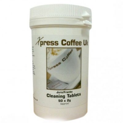 Cleaning Tablets & Fluilds