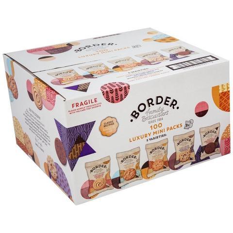 Boarders Biscuits 100 mini packs